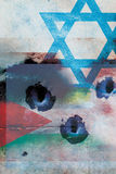 Israel-Palestine Conflict Stock Images