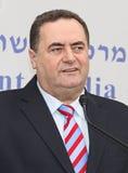 Israel Parliamentary Elections 2015 Imágenes de archivo libres de regalías