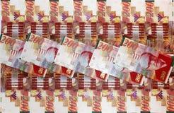 israel pengartillstånd till Royaltyfri Bild