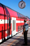 Israel Railways Stock Photography