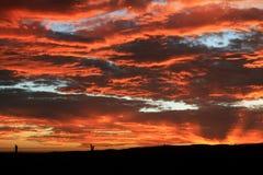 israel słońca fotografia stock