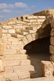 Israel's Caesarea National Park Stock Image