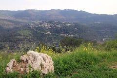 Israel's Landscape Stock Image