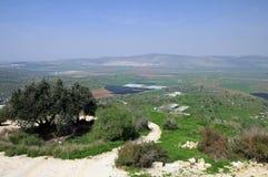 Israel's Landscape Royalty Free Stock Photo