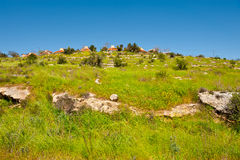 Israel Settlement Royalty Free Stock Photo