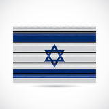 Israel siding produce company icon Stock Photo