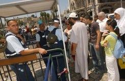 Israel-Soldat Lizenzfreies Stockfoto