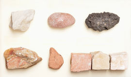 Israel Stones Royalty Free Stock Photo