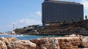 Israel Tel Aviv Royalty-vrije Stock Afbeeldingen