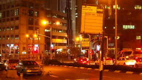Israel Tel Aviv. The second largest in Israel 432 892 people by 2016, the country`s economic and cultural center. It was formed in April 1950 by the merger of royalty free stock photo