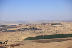 Israel, United Nations Controlled Zone, Syria Stock Photos