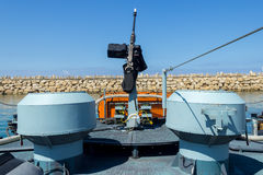 Israel War Ship Stock Photography