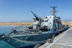 Israel War Ship Stock Photos