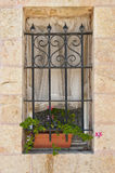 Israel Window Royalty Free Stock Photos