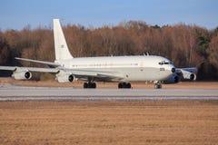 Israele - aeronautica Boeing 707-3L6C fotografia stock