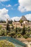 Israele, Gerusalemme 4 aprile 2015 Fotografia Stock Libera da Diritti