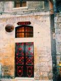 Israele, Gerusalemme, via Dolorosa, vecchia città di Gerusalemme Fotografia Stock
