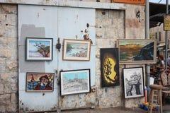 Israele vecchia Haifa Fotografia Stock Libera da Diritti