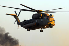 Israeli Air Force CH-53 Sea Stallion Helicopter Stock Image