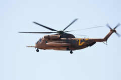 ISRAELI AIR FORCE HELICOPTER CH-53 Stock Photos