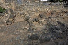 Israeli archaeological excavations Stock Photos