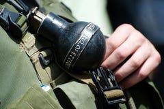 Israeli Grenade Stock Photography