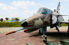 Israeli IAI Kfir C-7 Stock Photography