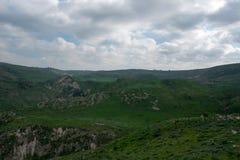Israeli landscape near Kineret lake Stock Photography