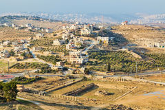 Israeli landscape Royalty Free Stock Photography