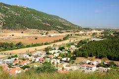 Israeli landscape. Royalty Free Stock Image