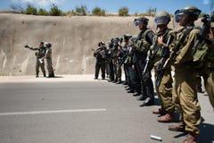 Israeli military Stock Images