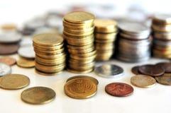 Israeli money Stock Photos