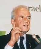 Israeli Political Icon Stock Image