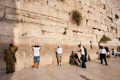 Israeli Soldier in Jerusalem Royalty Free Stock Image