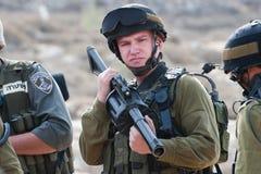 Israeli Soldiers Stock Image