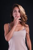 Israeli woman Royalty Free Stock Image