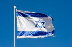 Israelian flag Stock Images