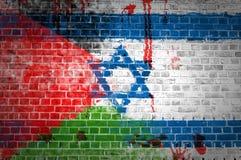 Israelische Besetzung stockfotos