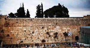 Israelische Flagge stockbilder