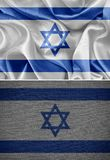 Israelische Markierungsfahne vektor abbildung
