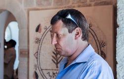Israelischer Politiker Stas Misezhnikov, ehemaliger Minister von Tourismus stockbild