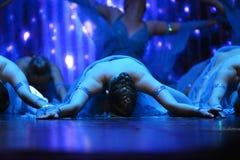 Israelisk tonårig balettdansör Arkivbilder
