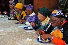 Israelitas hebreus africanos do Jerusalém Foto de Stock Royalty Free