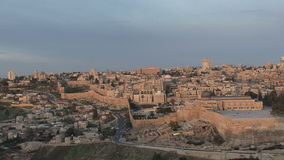 Israil, Jerusalem stock footage