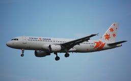 Israir Airbus 320 Foto de Stock