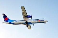 Israir Airlines - Israel Foto de Stock Royalty Free