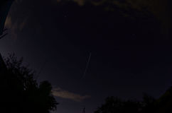 The ISS treck Stock Images