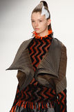 Issey Miyake - Paris Fashion Week Royalty Free Stock Images