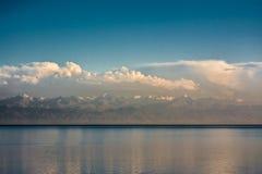 issyk-Kul jezioro Obrazy Royalty Free
