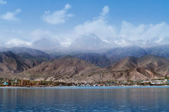 Issyk-kul Royalty Free Stock Photo